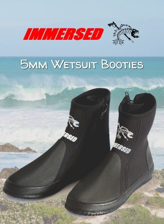 Immersed Wetsuit Bootiess