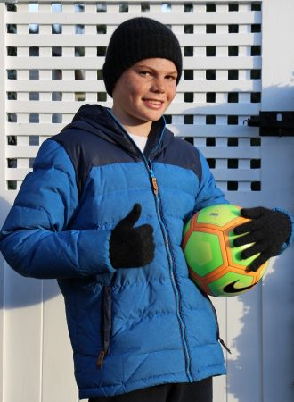 Kids Wool Gloves
