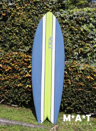 MAT 6.2 Fish Surfboard